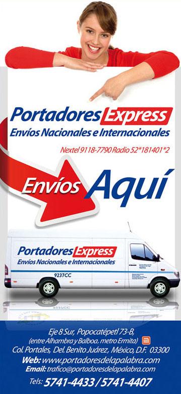 Portadores Express
