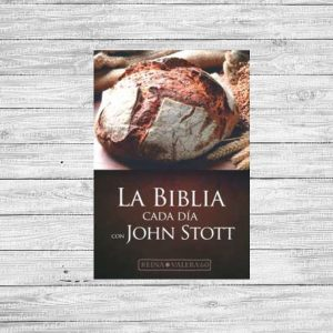Biblia Cada Día con John Stott – Versión 1960