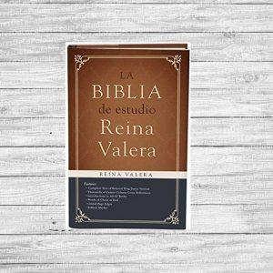 Biblia de Estudio Reina Valera Antigua Versión – 1909 Tapa Dura