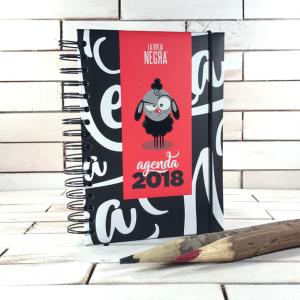 Agenda 2018 La Oveja Negra